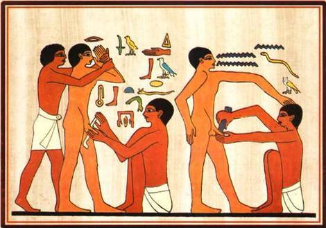Egyptian Circumcision
