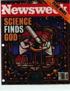 NewsWeek: Science Finds God